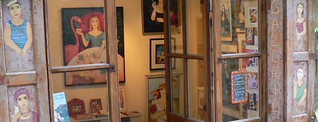 Ouverture Galerie