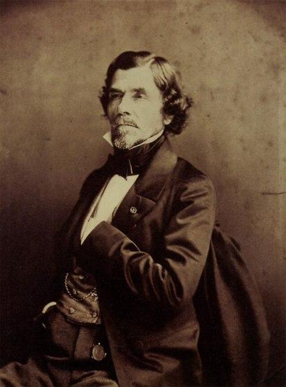 Photographie de Nadar. 1858