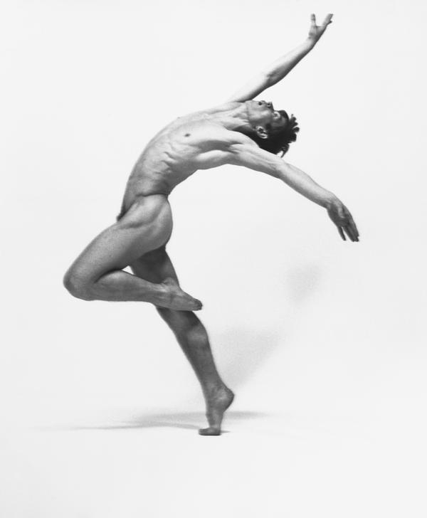 Rudolf Nureyev, dancer, Paris studio, July 25, 1961