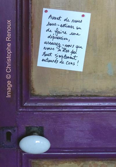 Préférence Phrase du jour   Blog – Christophe Renoux VS71