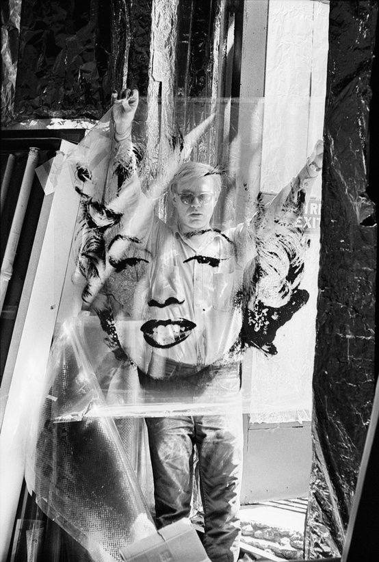 andy_warhol_factory_1964 © william_john Kennedy